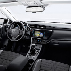 Touch and Go 2 Version 2016 - Auris Hybride 2015