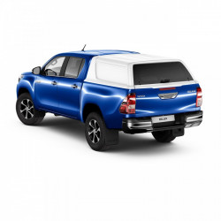 Hard Top Commercial - Blanc Pur (040) - HILUX DC 2016