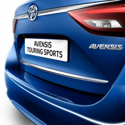 Ornement inférieur de hayon en chrome - Avensis Touring Sports 2015