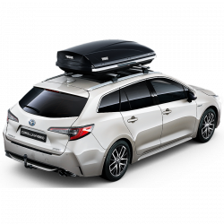 Pack Voyage 460L - Corolla TS 2019