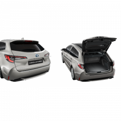 Pack Protection - Corolla TS 2019